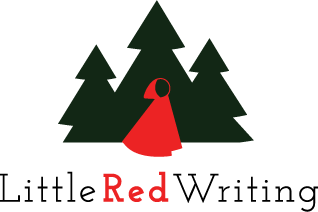 Little Red Writing Logo
