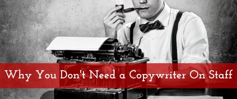 outsource copywriter