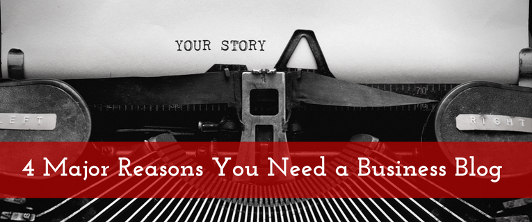 you need a business blog