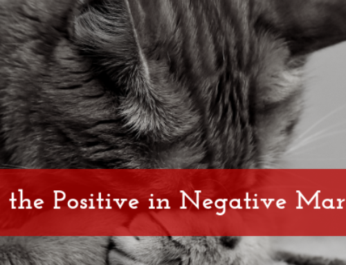 Seeing the Positive in Negative Marketing