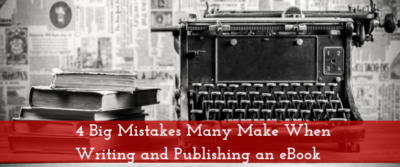 writing and publishing an ebook