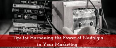 nostalgia in marketing