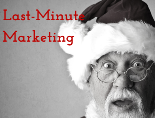 Guide to Last-Minute Holiday Marketing