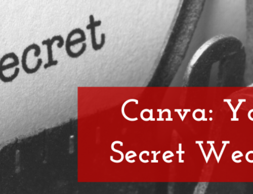 Canva: Your Secret Weapon
