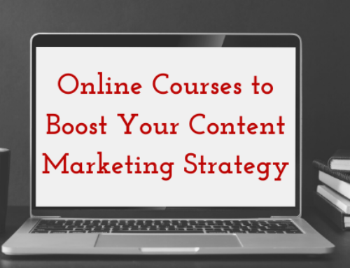Online Courses to Boost Your Content Marketing Strategy