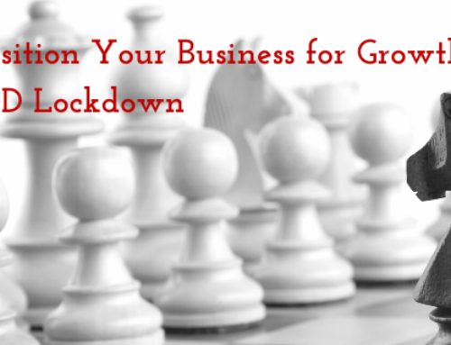 How to Position Your Business for Growth Post-COVID Lockdown