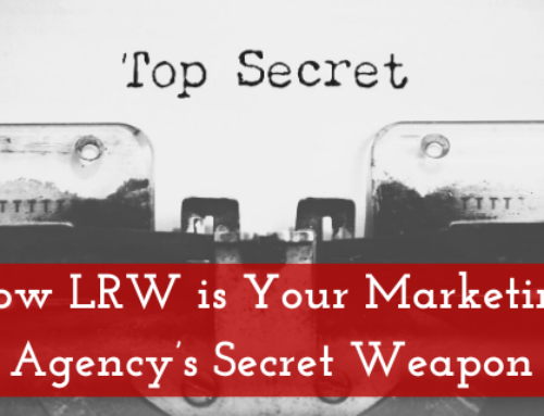 How Little Red Writing is Your Marketing Agency's Secret Weapon
