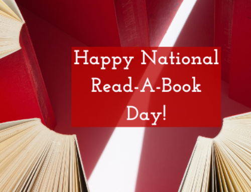 National Read-A-Book Day