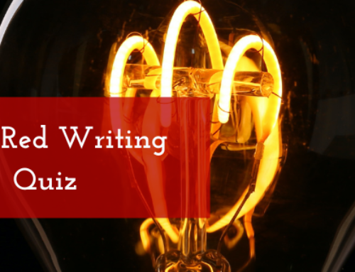 Little Red Writing Quiz #3